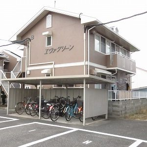 総社市駅前 【賃貸居住】アパート